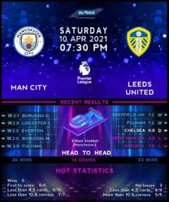 Manchester City v Leeds United